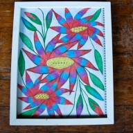 Marker Drawing-Juanita