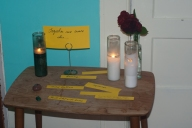 Altar for the neighbor-cooks