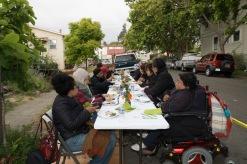 Streetside Dining