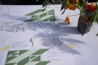 Placemats and menus